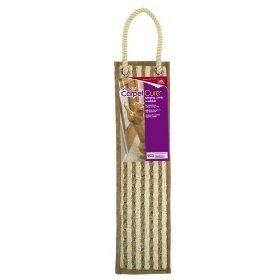 Smartykat Scratch – Carpet Cure Hanging Scratcher with cat Toy