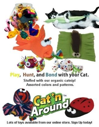Cat'n Around Toys