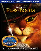 Puss in Boots is available on home video