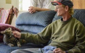 Cat Saves Ohio Couple From Toxic Gas