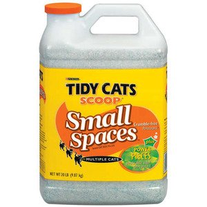 Product Review: Tidy Cats Scoop Small Spaces