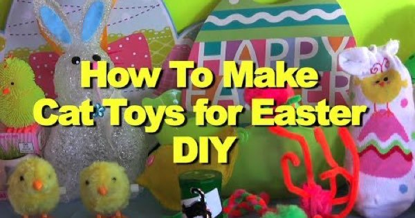 Easter Crafts Made From Household Items