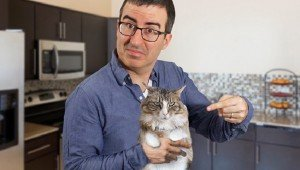 "Comedian John Oliver ""Helps"" Chechnyan Leader Find His Lost Cat And Causes Feud"