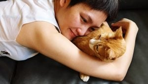 7 Ways To Tell That Your Cat Loves You!
