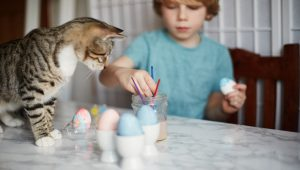 National Craft Month: 5 Cat-Themed Crafting Projects To Celebrate
