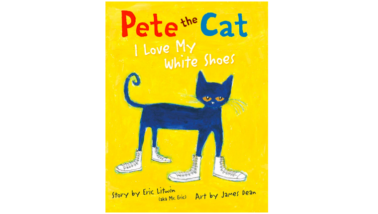 Pete The Cat book