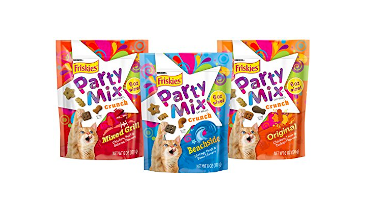 Friskies treats