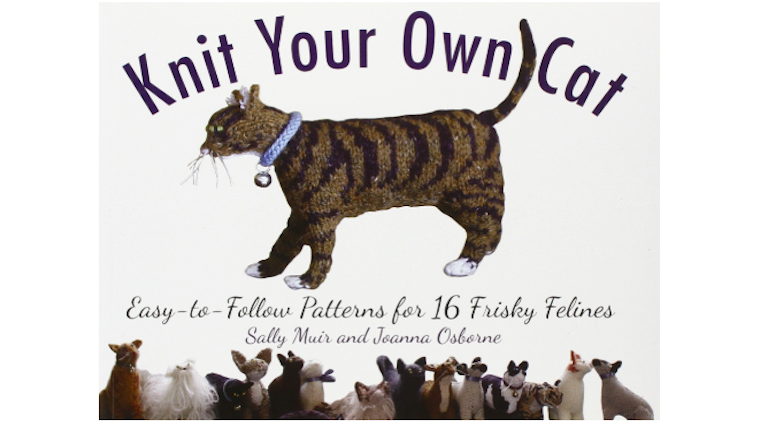 Knit Your Own Cat book